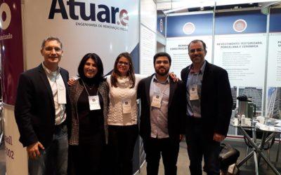 Atuare participa de primeira feira como expositora