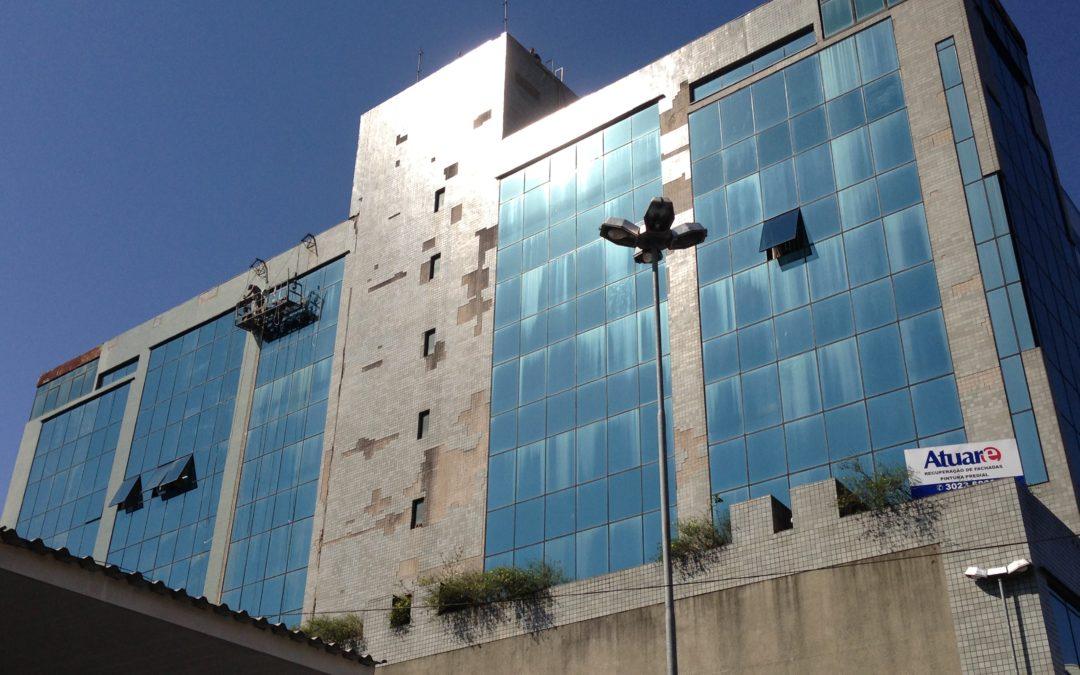 Lavagem Técnica: renovação para fachadas