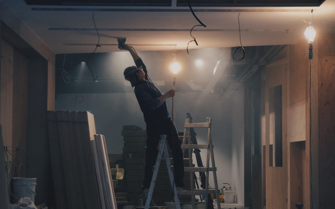 Gesso: o que você precisa saber sobre instalação e manutenção